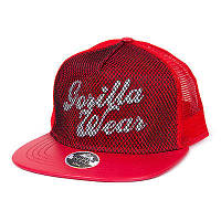 Бейсболка Gorilla wear Mesh Cap (Red)