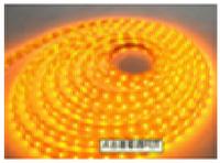 Дюралайт-лента LEMANSO 60LED 3528 силикон белая 230V / LM371