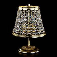 Настольная лампа хрустальная ArtGlass KLOTYLDA dia 250 TL