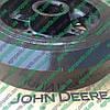 Демпфер RE57603 коленвала John Deere запасные части DAMPER  re57603