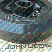 Демпфер RE57603 коленвала John Deere запасные части DAMPER  re57603 , фото 1