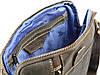Мужская сумка через плечо Visconti 15056 Oil Brown (Великобритания), фото 8