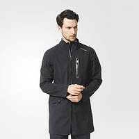 Пальто для мужчин Porsche Design Sport by adidas Travel Coat Black AX5982