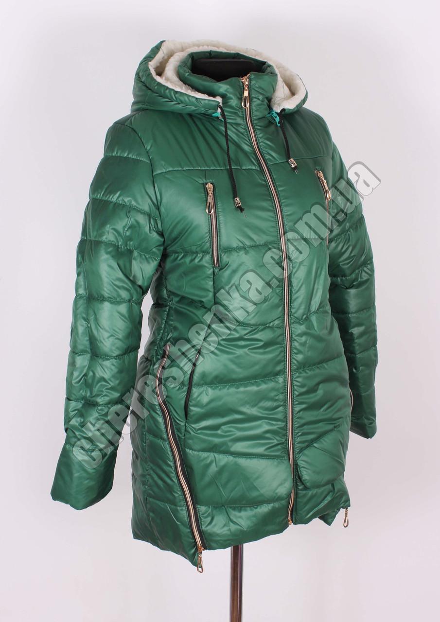 Женская куртка зима MK-0