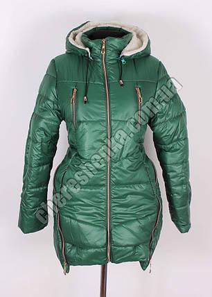 Женская куртка зима MK-0, фото 2