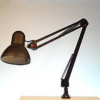 Настольная лампа Horoz HL074 черная