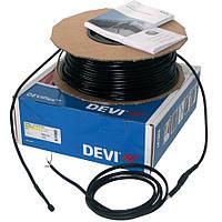 DEVIsnow™ 30T Нагревательный кабель двухжильный со сплошным экраном для крыш, желобов и водостоков  (dtce-30)
