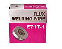 E71T-1 Проволока сварочная Welding Wire порошковая 0,8мм 1кг