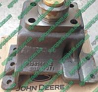 Опора AH133449 кр. редуктора МКШ FLEX 136760 кронштейн жатки John Deere SUPPORT, W/BEARING з/ч АН133449, фото 1