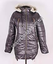 Женская куртка зима MK-0, фото 3