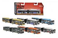 Машинка Автобус Городской Majorette 2053181F