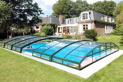 Розсувні павільйони для басейнів