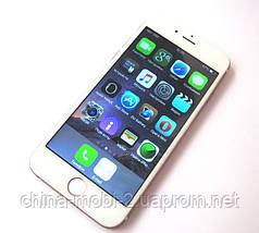 """Точная копия iPhone 6S розовое золото, 1 Sim-ка, 4,7"""", Android, Wi-Fi, 2GB/4GB, металл, ROSEGOLD, фото 3"""