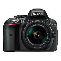 Nikon D5300 + AF-P 18-55VR kit (в наличии на складе)