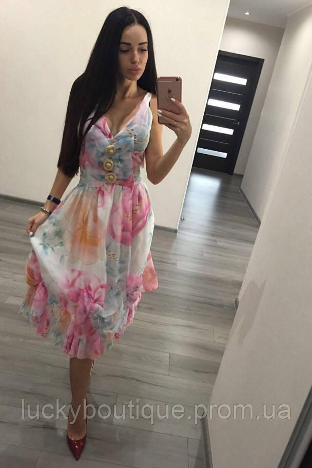 a287ccbe15b Зефирное платье Chanel -