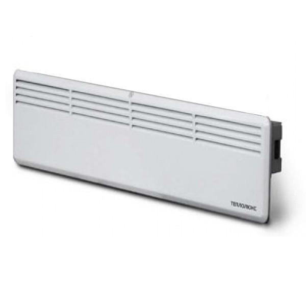 Электро конвектор Теплолюкс-1 кВт механическое управление, термостат, защита: IP20, белый