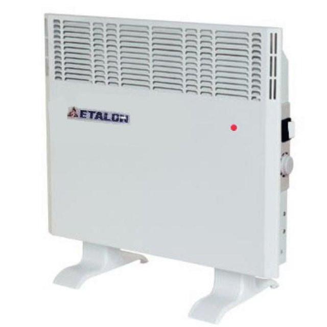 Электро конвектор Эталон-2 кВт механическое управление, термостат, защита: IP20 - OptMan - самые низкие цены в Украине в Харькове