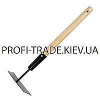 FT-0003 Сапка полевая 445*130мм деревянная ручка (24/1)