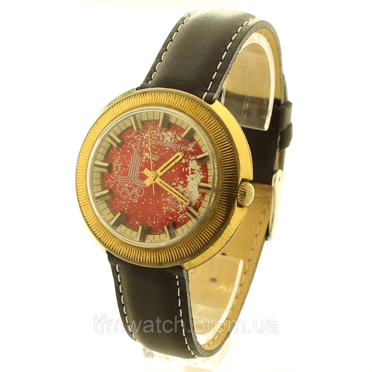 Ракета механические часы СССР Олимпиада 80