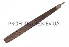 Напильник трехгранный 250мм б/ручки ПТ-7006
