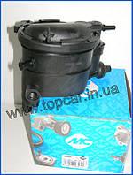 Фільтр паливний (КОРПУС) Citroen Jumpy 1.9 D DW8 98 - Metalcaucho Іспанія MC3884