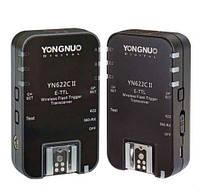 Радиосинхронизатор Yongnuo YN-622C II, Canon E-TTL