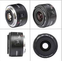 Объектив Yongnuo YN-35, 35mm F2.0 для Canon