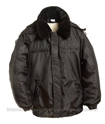 Куртка мужская бушлат