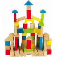 Деревянные конструкторы и кубики
