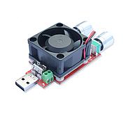 USB нагрузочный резистор, нагрузка, тестер, 20Вт