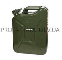 80-750 Канистра металлическая  MIOL  20л. ЗЕЛЕНАЯ