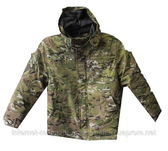 Куртка мужская бушлат на меху