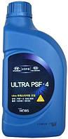 Жидкость гур синтетическое зеленого цвета ultra psf-4 1l (производство Hyundai-KIA ), код запчасти: 0310000130