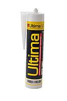 ULTIMA Универсальный герметик силиконовый прозрачный, 350gr, ПТ-9641