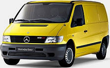 Рейлинги и поперечены на Mercedes Vito 638 (1996-2003)