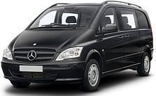 Рейлинги и поперечены на Mercedes Vito 639 (2004-2016)