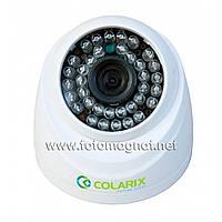 Увеличить Камера AHD внутренняя COLARIX CAM-DIF-004(видеонаблюдение купить)