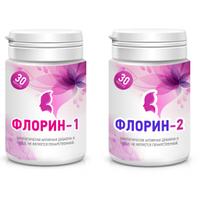 Флорин - капсулы для женского здоровья. Цена производителя. Фирменный магазин.