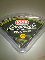 Сыр Горгонзола IGOR пиканте , Италия (режем от 300 грамм)