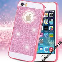 Чехол Diamonds для iPhone 5 5S SE 3 цвета