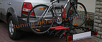 Платформа на фаркоп для перевозки 4-х велосипедов