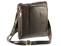 Кожаная мужская сумка Visconti ML20 Roy (brown)