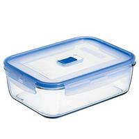 Luminarc Pure Box Active емкость для еды прямоугольная 1220мл, 169907, /П1