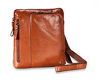 Светло-коричневая мужская сумка Visconti ML20 Roy (tan)