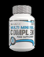 Комплекс минералов Multi Mineral Complex (100 таб.) BioTech USA