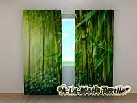 Фотошторы 3D Бамбуковый лес