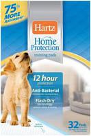 Супервпитывающие пеленки для собак и щенков с привлекающим запахом - 32шт. Размер 53х53см.