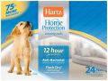 Супервпитывающие пеленки для собак и щенков с привлекающим запахом- 24шт. Размер 56х56см. , фото 1