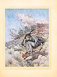 Казки для дітей та всієї родини з ілюстраціями Артура Рекхема, фото 9