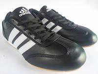 Кросовки adidas класика подросток  (black)